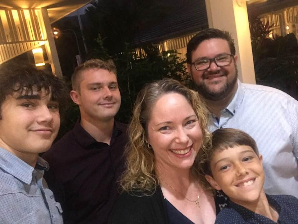 Robin & Family